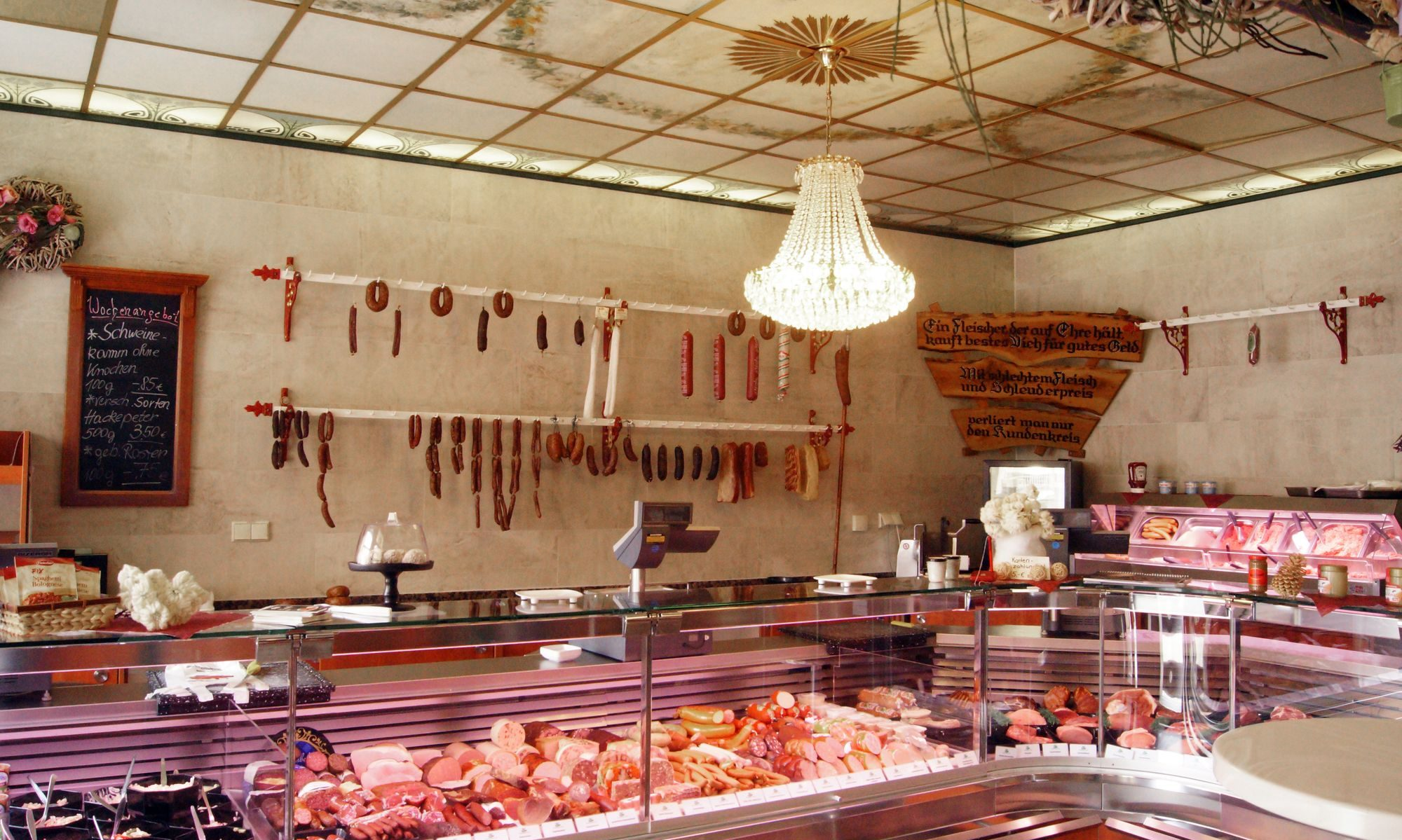 Marktfleischerei Keller